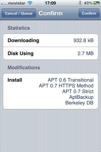 Instalar AptBackup