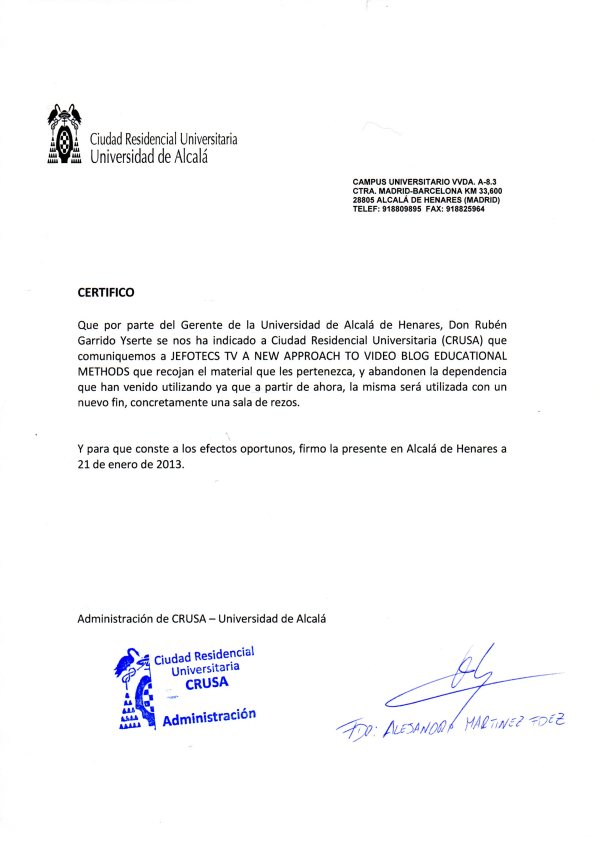 Documento Oficial UAH
